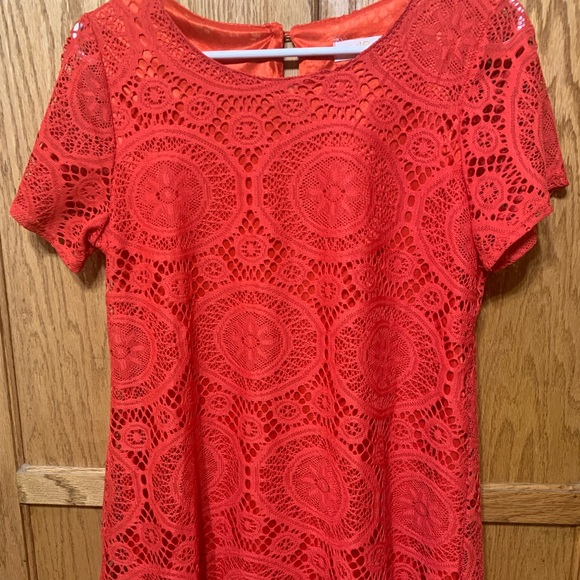 Stylein Tops - Red tunic